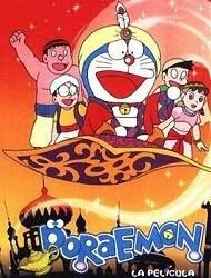Doraemon : Nobitas Dorabian Nights - Nobita lạc vào xứ batư